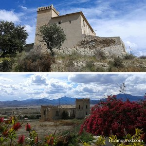 Cheap spanish castle - Olcsó spanyol vár