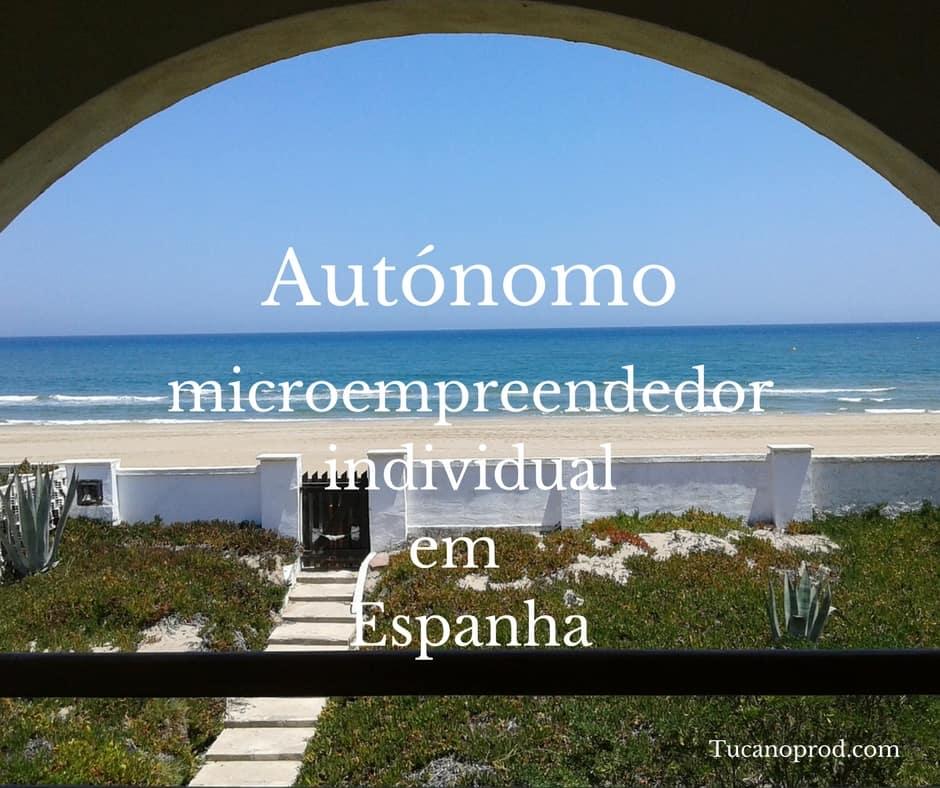 Autonomo - Microempreendedor individual em espanha