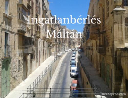 Ingatlanbérlés Máltán