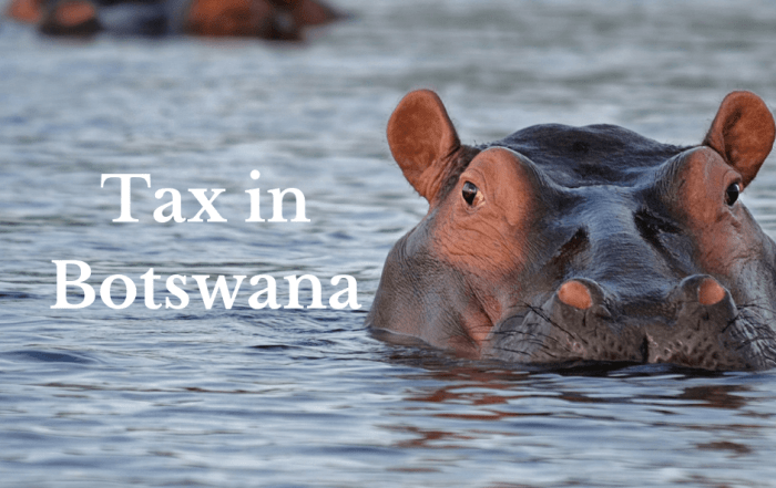 Tax_in_Botswana