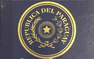 Paraguay citizenship passport permanent residency