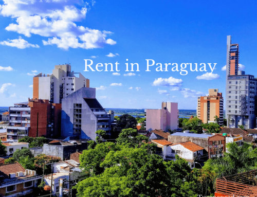 How to rent an apartment in Paraguay?