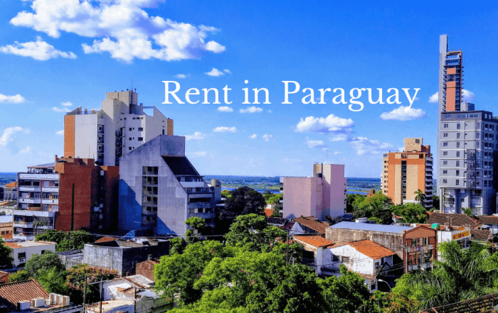 Rent in Paraguay long term