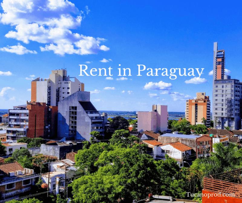 Rent in Paraguay long term