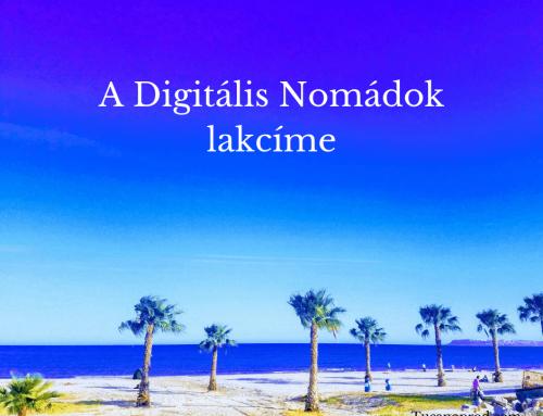 A Digitális Nomád lakcíme