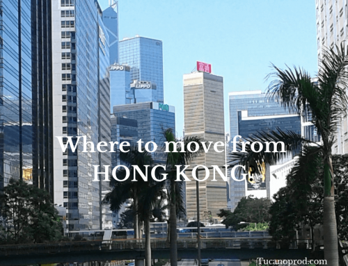 Where to move from Hong Kong fast and cheap?