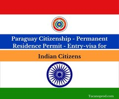 Paraguay citizenship for Indians
