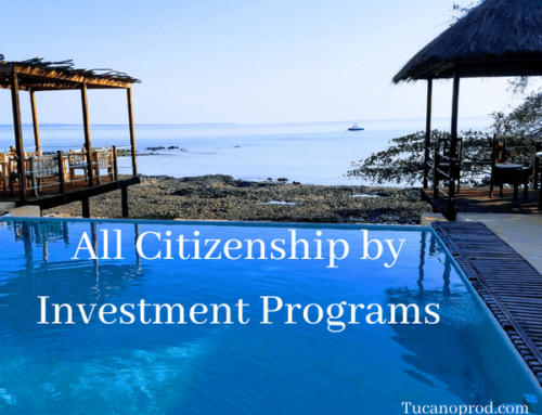 All Citizenship by Investment Programs in 2020 (15)