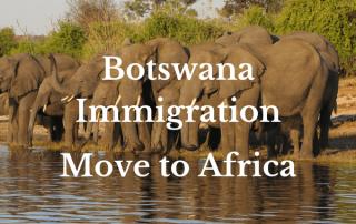 Botswana immigration
