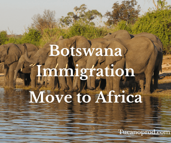 Botswana immigration