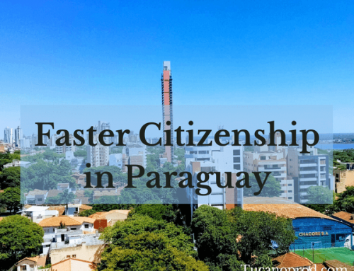 Faster naturalisation, citzenship and passport in Paraguay – new law proposal