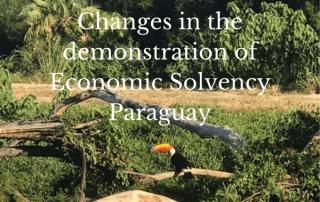 Economic Solvency Paraguay