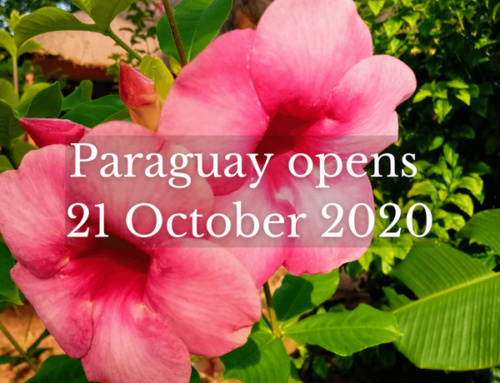 Who and how can enter in Paraguay from 21 October 2020?
