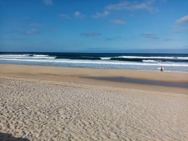 Praia Nova