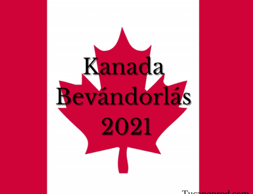 Kanada Bevándorlás 2021